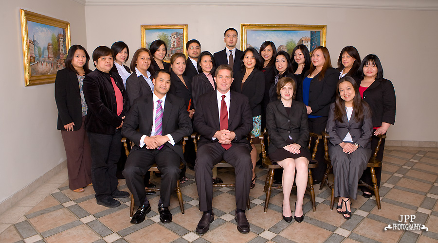 John Perry Lawfirm Group Photo
