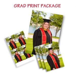 Woodbridge Lake in Irvine Portrait with graduating college student