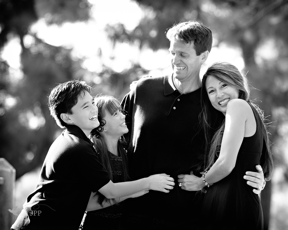 Christmas Portraits in Orange County