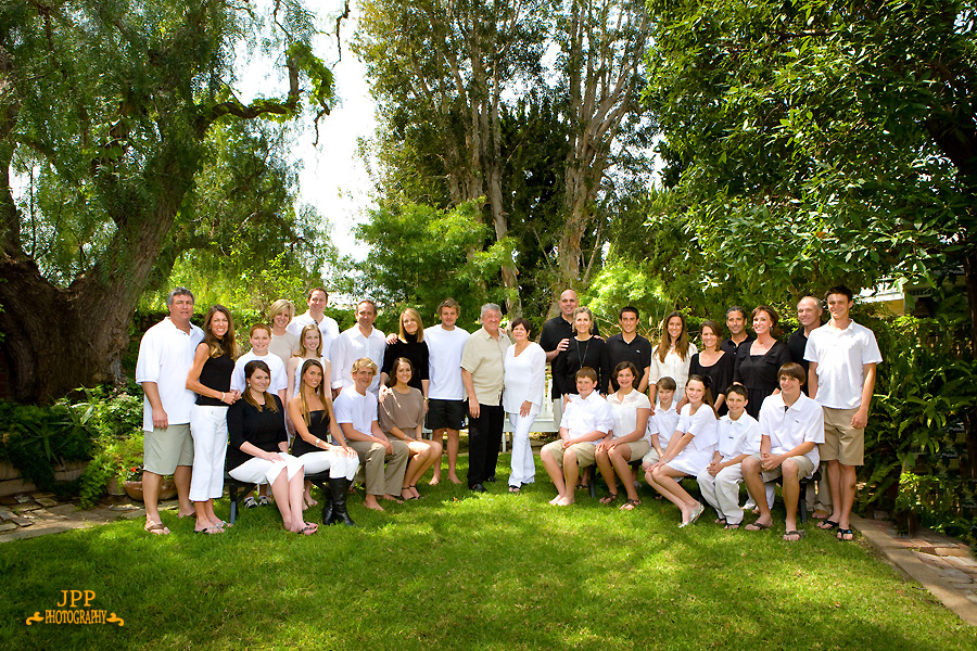 Family Reunion Photography