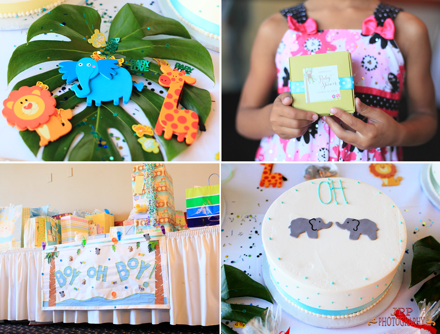 Decoration Details Baby Shower Photo Session