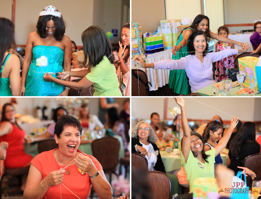 Fun games from baby shower photo