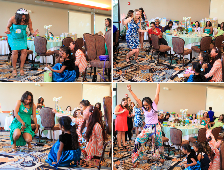 Crazy-Fun baby shower games