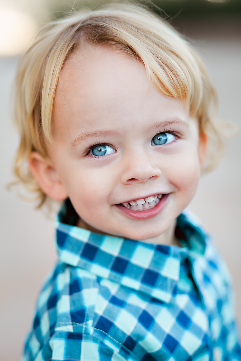 Headshots for 2 year old