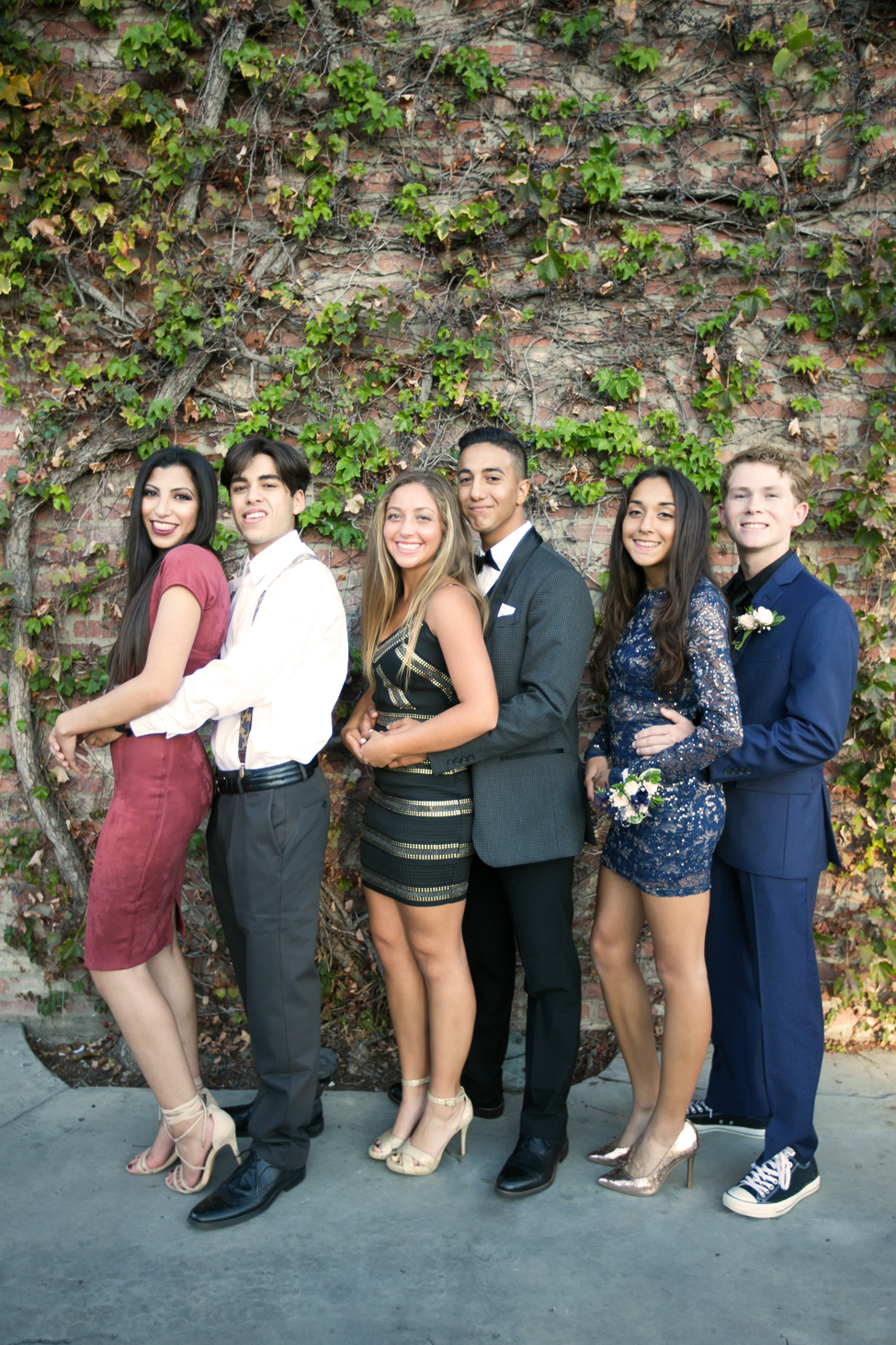 homecoming photo session